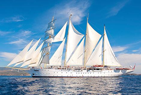 大航海時代を感じさせる帆船